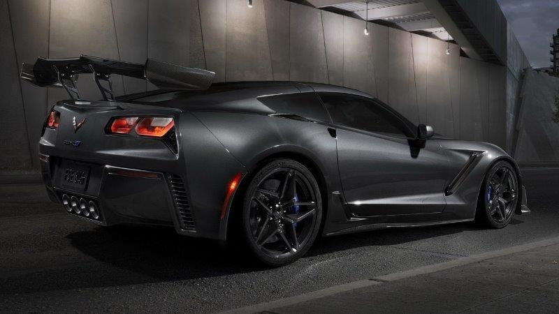 CHEVROLET CORVETTE ZR1 2019 V8 6.2 SUPERCHARGED