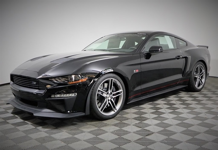FORD MUSTANG Roush rs2 5.0l 460hp 2020