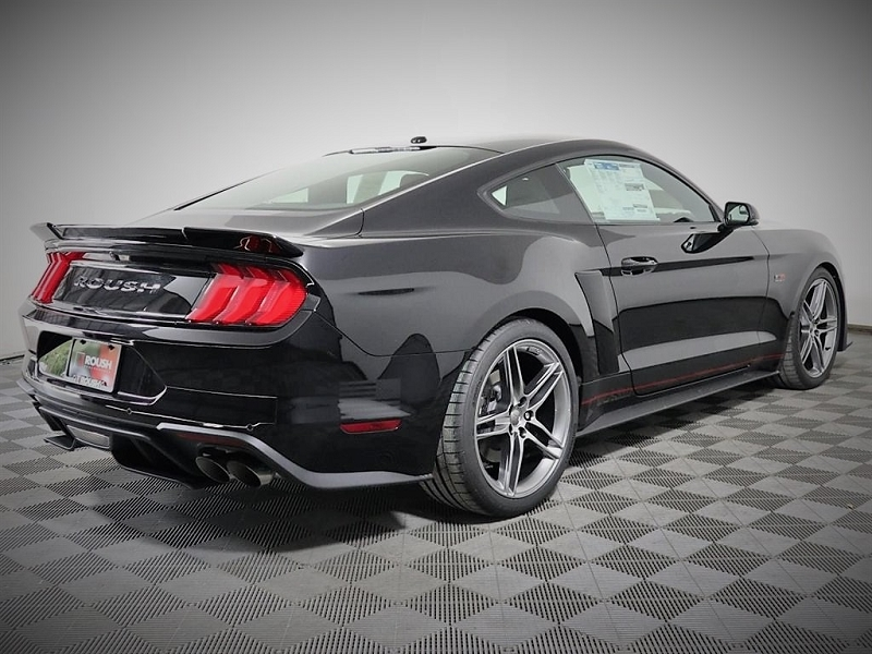 FORD MUSTANG Roush rs2 5.0l 460hp