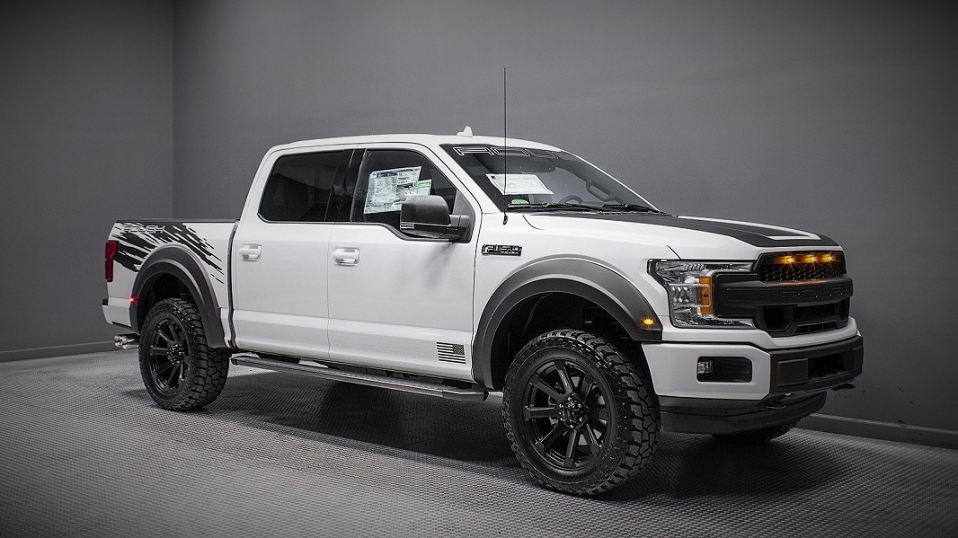 FORD F150 Roush 4x4 5.0l 395hp