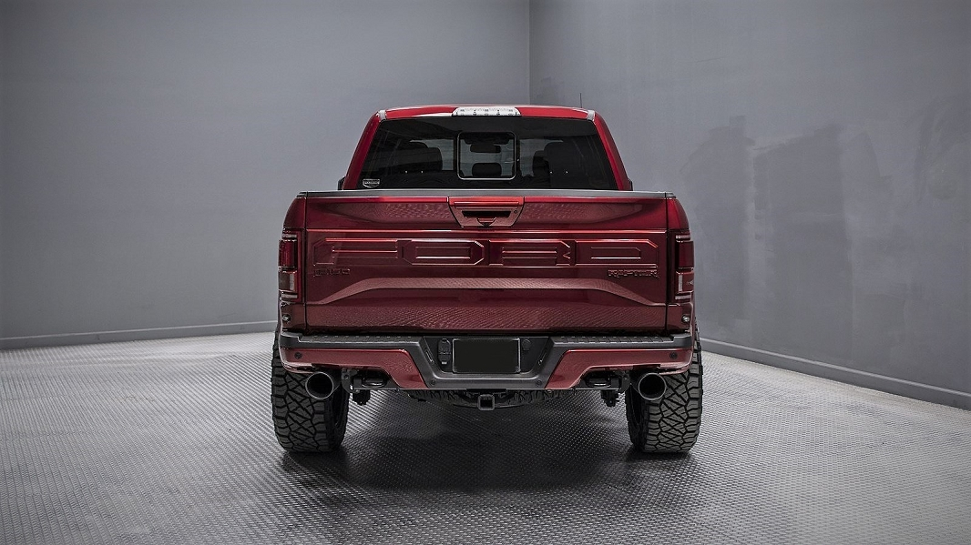 FORD F150 Raptor uscars ruby custom 525hp