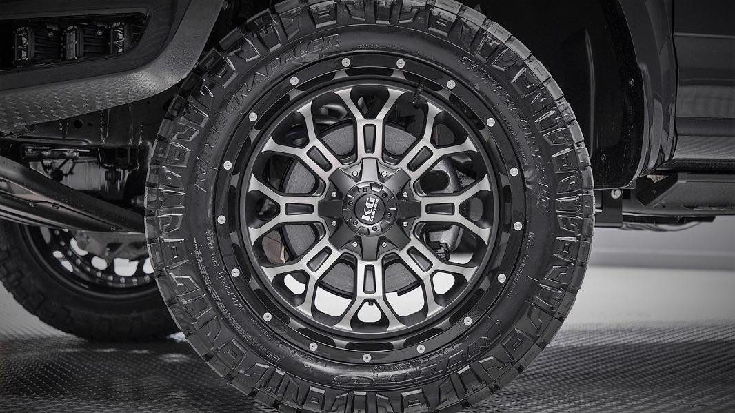FORD F150 Raptor uscars night custom 525hp