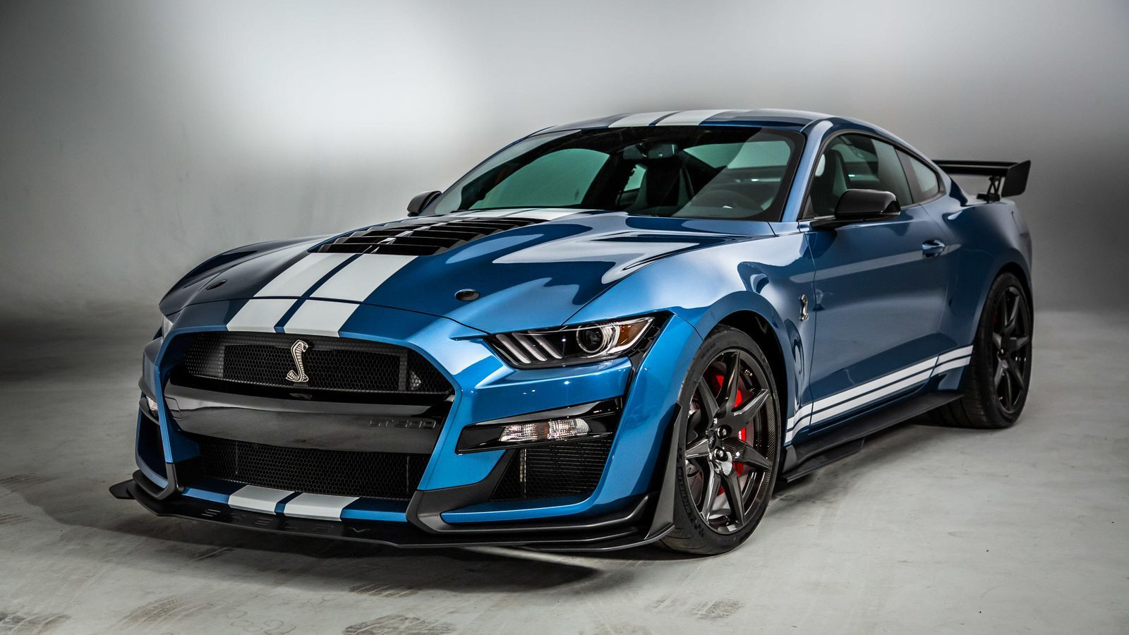 Ford Mustang Shelby gt500 760hp 2020