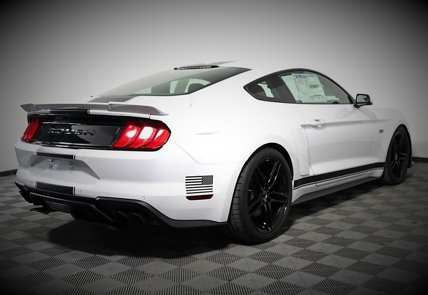 FORD MUSTANG Roush rs3 v8 5.0l supercharged 710hp bva10