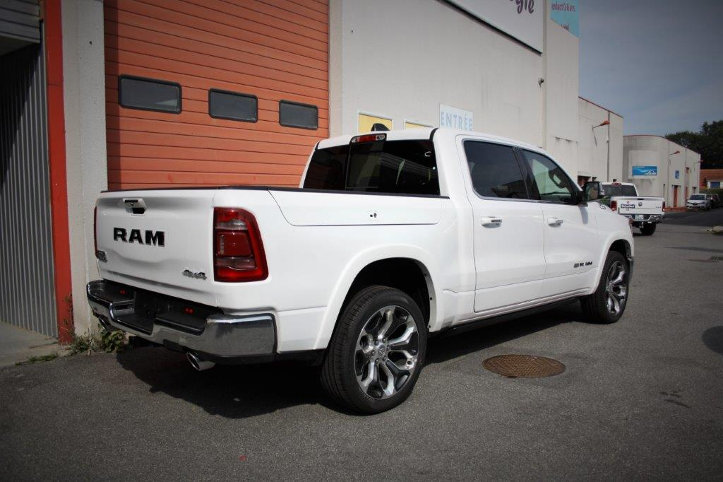 DODGE RAM 1500 longhorn 4x4 crew cab 5.7l hemi 395hp rambox suspensions pack alp