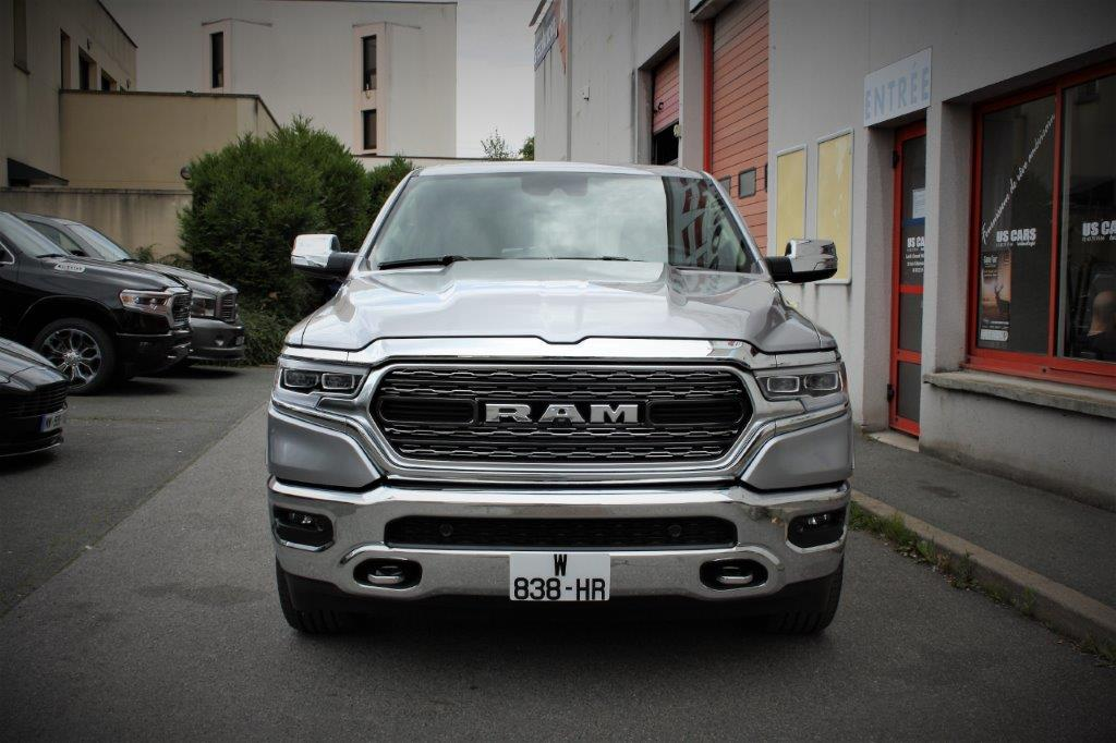 DODGE RAM 1500 limited rambox 4x4 v8 5.7l hemi 395hp