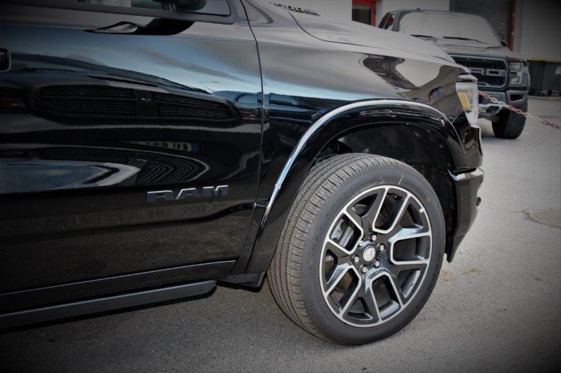 DODGE RAM 1500 laramie sport black alp ser 4x4 5.7 hemi 395hp