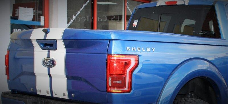 FORD F150 Shelby v8 5.0 supercharged 755hp bva 10