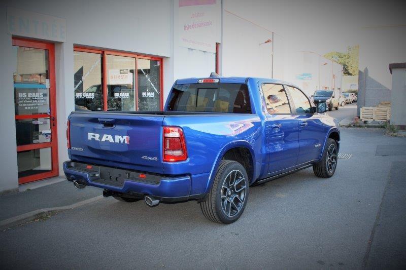 DODGE RAM 1500 laramie sport 4x4 crew cab 5.7 hemi 395 hp