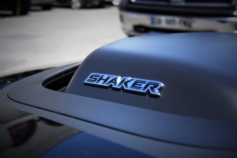 DODGE CHALLENGER R/t+ shaker v8 5.7l hemi fuel saver bva8 375hp