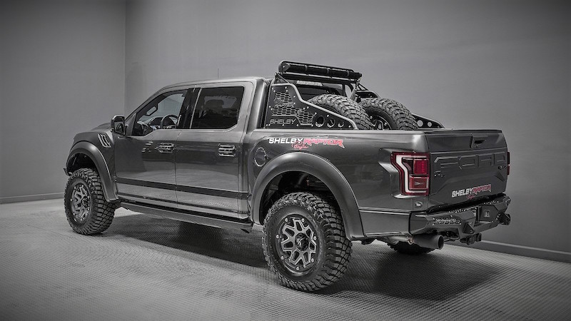 FORD F150 Shelby baja raptor v6 3.5l bva10 525hp