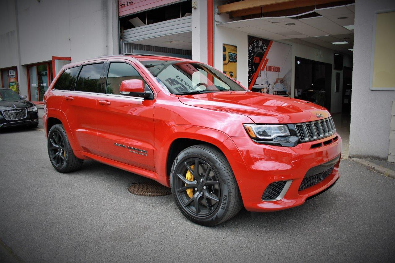 JEEP GRAND CHEROKEE Trackhawk v8 6.2l supercharged awd 707hp us version