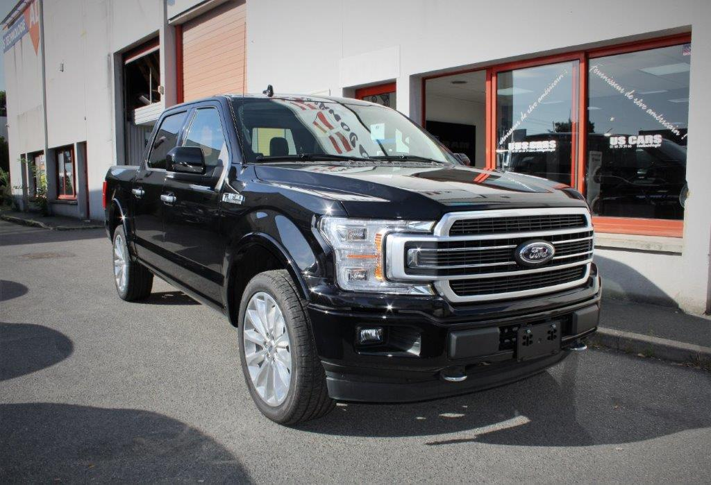FORD F150 Limited supercrew 3.5l ecoboost 450hp 4x4 bva10