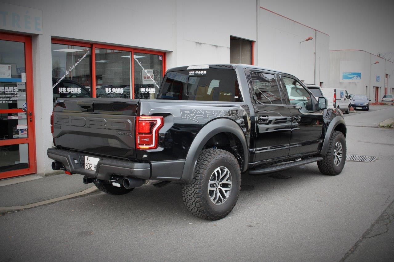 FORD F150 Raptor 802a top v6 3.5l 450hp bva10