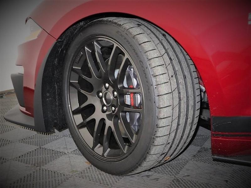 FORD MUSTANG Roush rs2 convertible v8 5.0l 460hp bva10