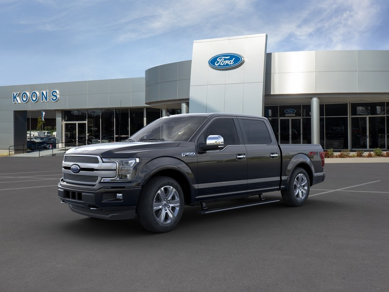 FORD F150 Platinium 4x4 supercrew 5.0l 395hp
