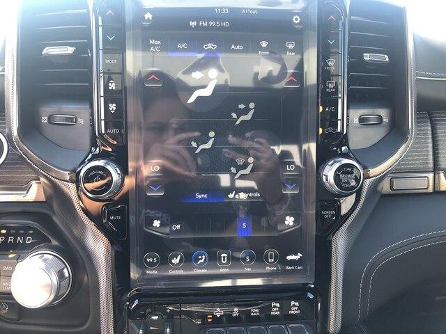 DODGE RAM 1500 limited black 4x4 crew cab 5.7l hemi 395hp suspensions pack alp