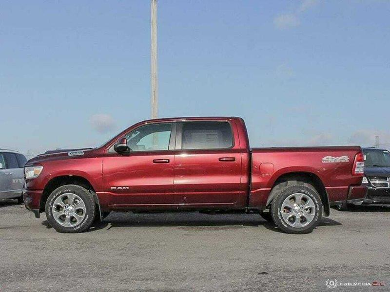 DODGE RAM 1500 crew cab big horn 5.7 hemi 4x4 my19