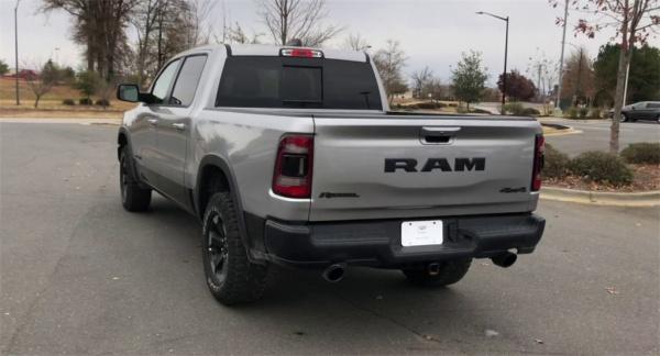 DODGE RAM 1500 rebel 4x4 5.7l hemi 395hp suspensions pack rebel 12