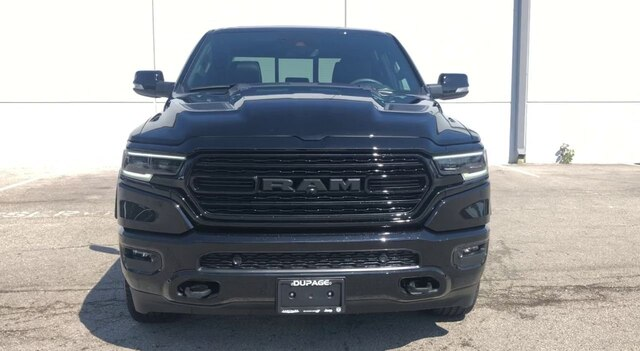 DODGE RAM 1500 limited 4x4 black package 4x4