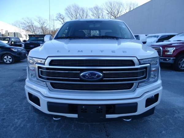 FORD F150 Limited 4x4 3.5l ecoboost 450hp