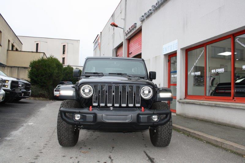 JEEP WRANGLER Unlimited rubicon v6 3.6 bva8  trail rated