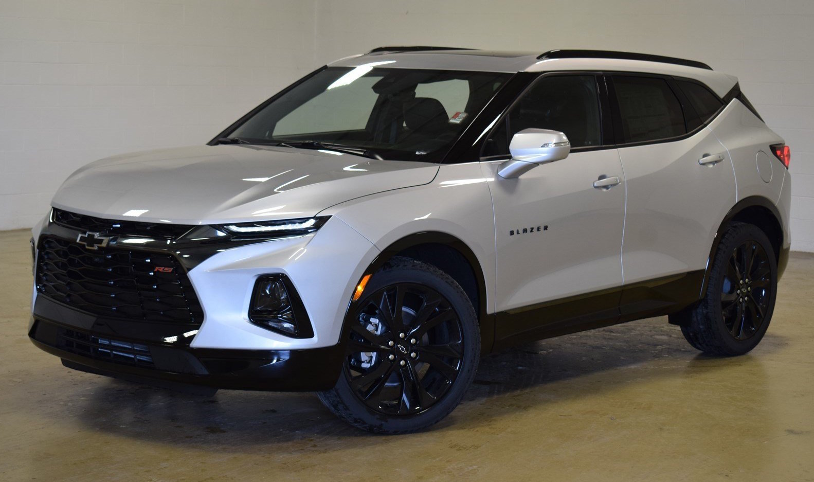CHEVROLET BLAZER Rs awd 3.6l 305hp bva9 all new 19 2020