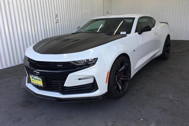 CHEVROLET CAMARO SS 1LE MY19 V8 6.2l 1le track perf package 455 hp 2020