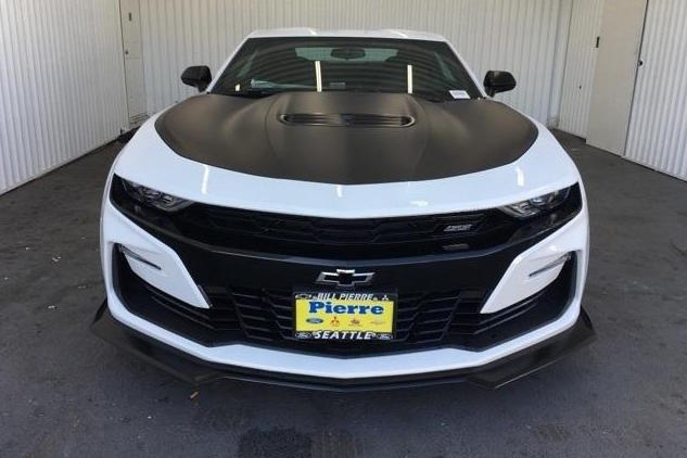 CHEVROLET CAMARO SS 1LE MY19 V8 6.2l 1le track perf package 455 hp