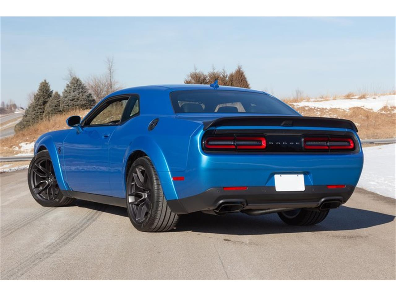 DODGE CHALLENGER R/t scat pack widebody 392 bva8 485hp