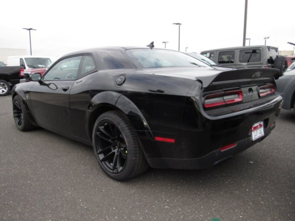 DODGE CHALLENGER Srt hellcat widebody v8 6.2l 717hp