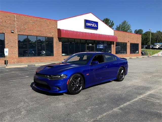 DODGE CHARGER R/t scat pack v8 hemi 6.4l 485hp