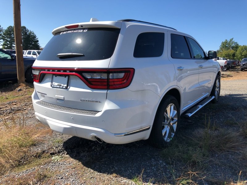 DODGE DURANGO Citadel v6 pentastar 3.6l 7 places bva8