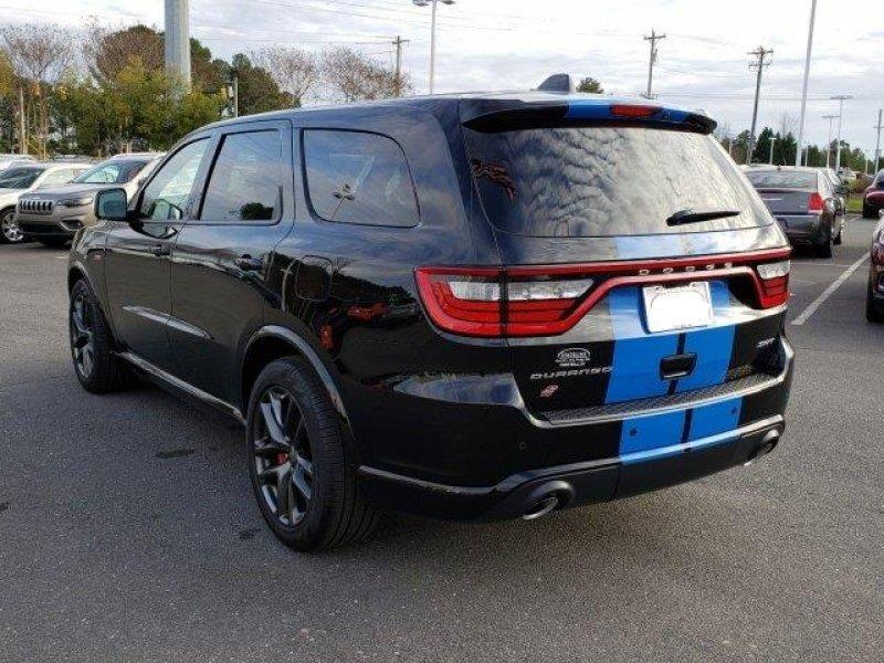 DODGE DURANGO Srt v8 6.4 l bva8 7 places
