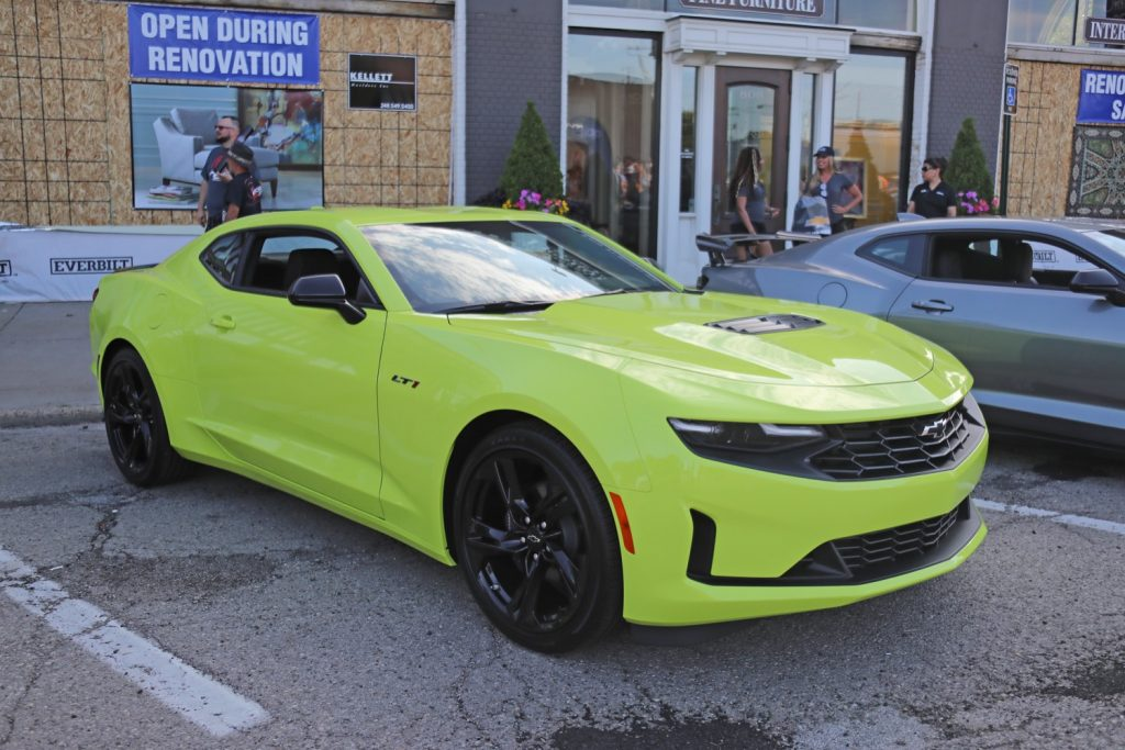 CHEVROLET CAMARO Lt1 v8 6.2l coupe 455ch