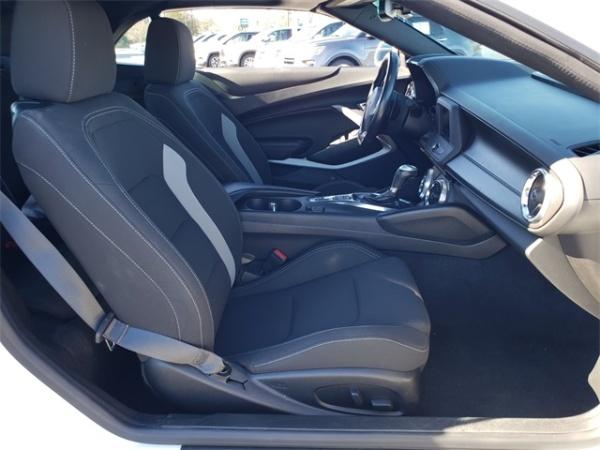 CHEVROLET CAMARO 1lt convertible 2.0l 275ch