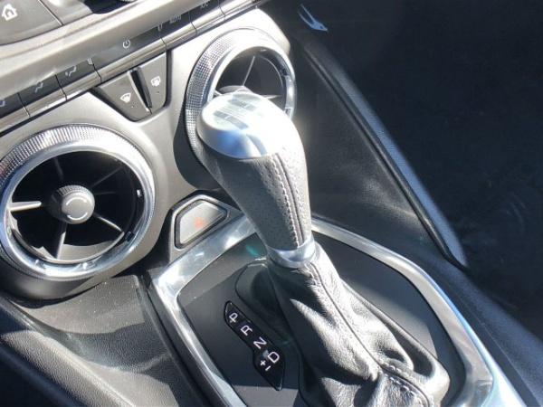 CHEVROLET CAMARO 1ss coupe v8 6.2l 455ch