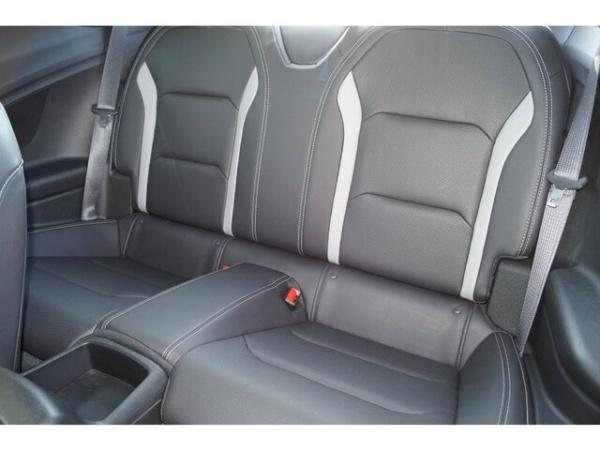 CHEVROLET CAMARO 2ss coupe v8 6.2l 455ch