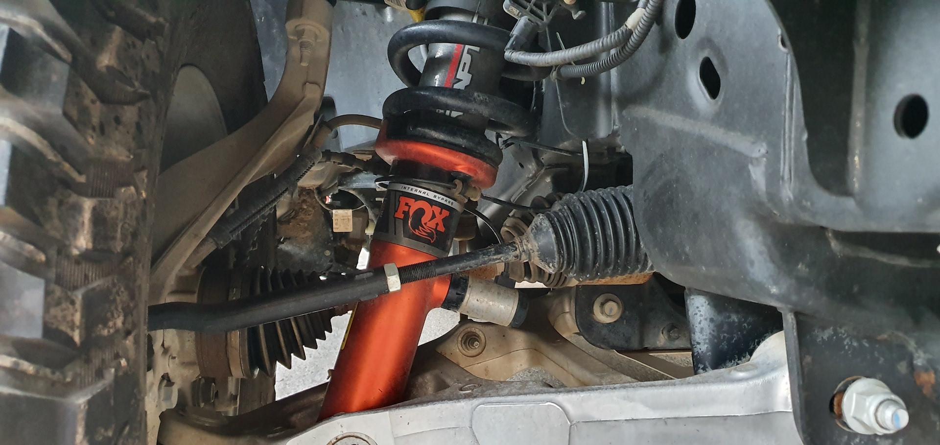 FORD F150 Shelby baja raptor v6 3.5l bva10 525hp