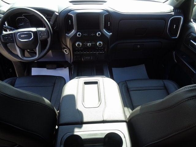 GMC SIERRA 1500 denali crew cab 4x4 v8 5.3l ecotec3