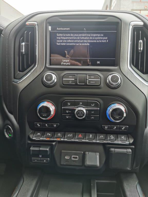 GMC SIERRA 1500 denali crew cab 4x4 v8 6.2l ecotec3