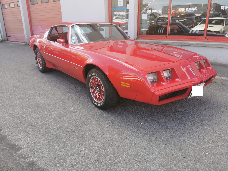 PONTIAC FIREBIRD V8 301 5.0l 1979