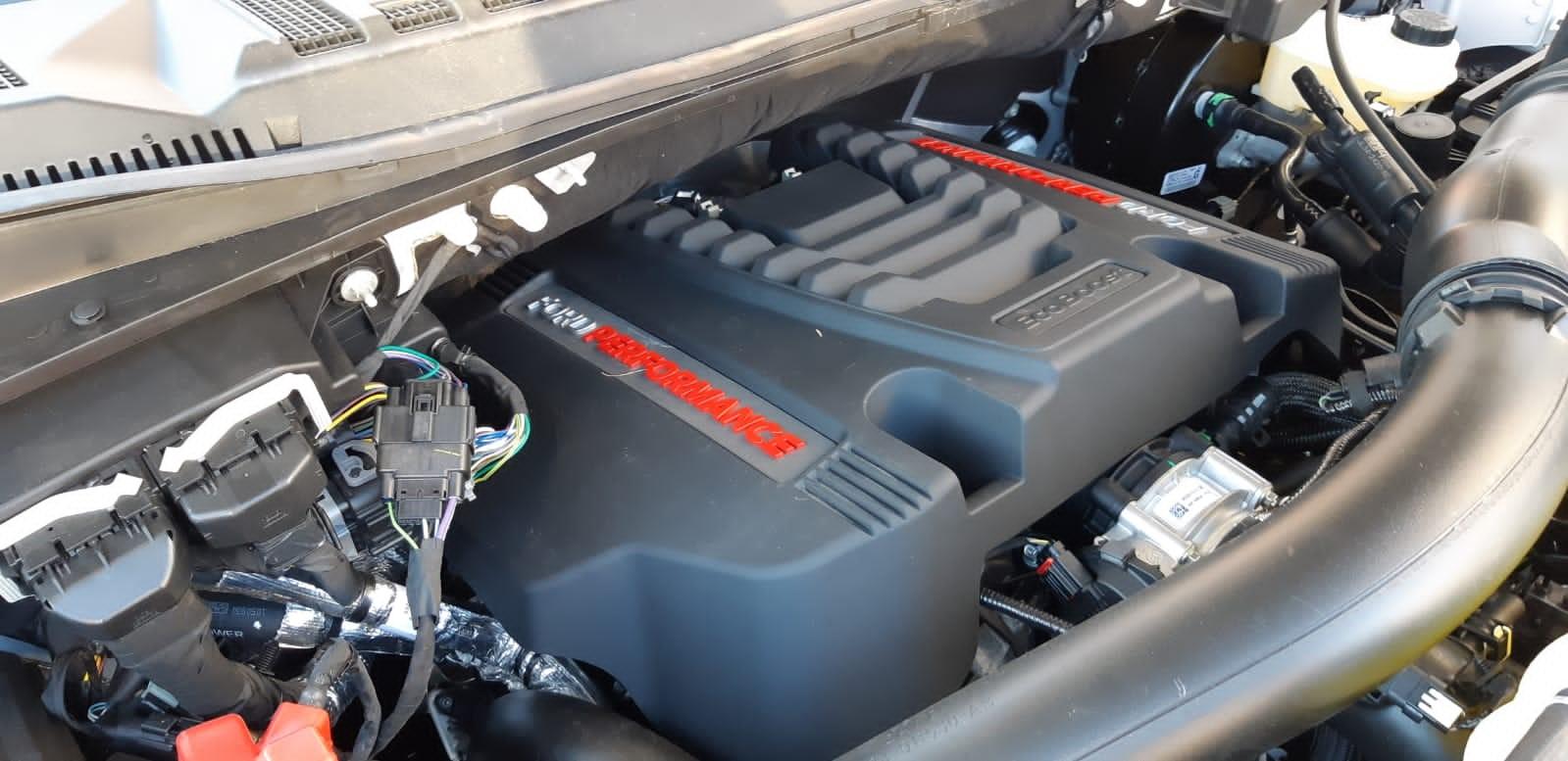 FORD F150 Raptor v6 3.5l ecoboost bva 10 450hp