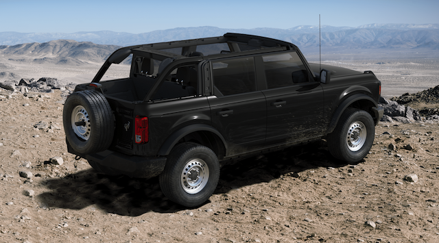 FORD BRONCO Base 4p v6 2,7l ecoboost bva10