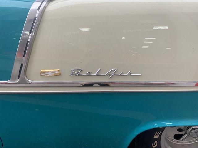 CHEVROLET BEL AIR Coupe v8 4.3l