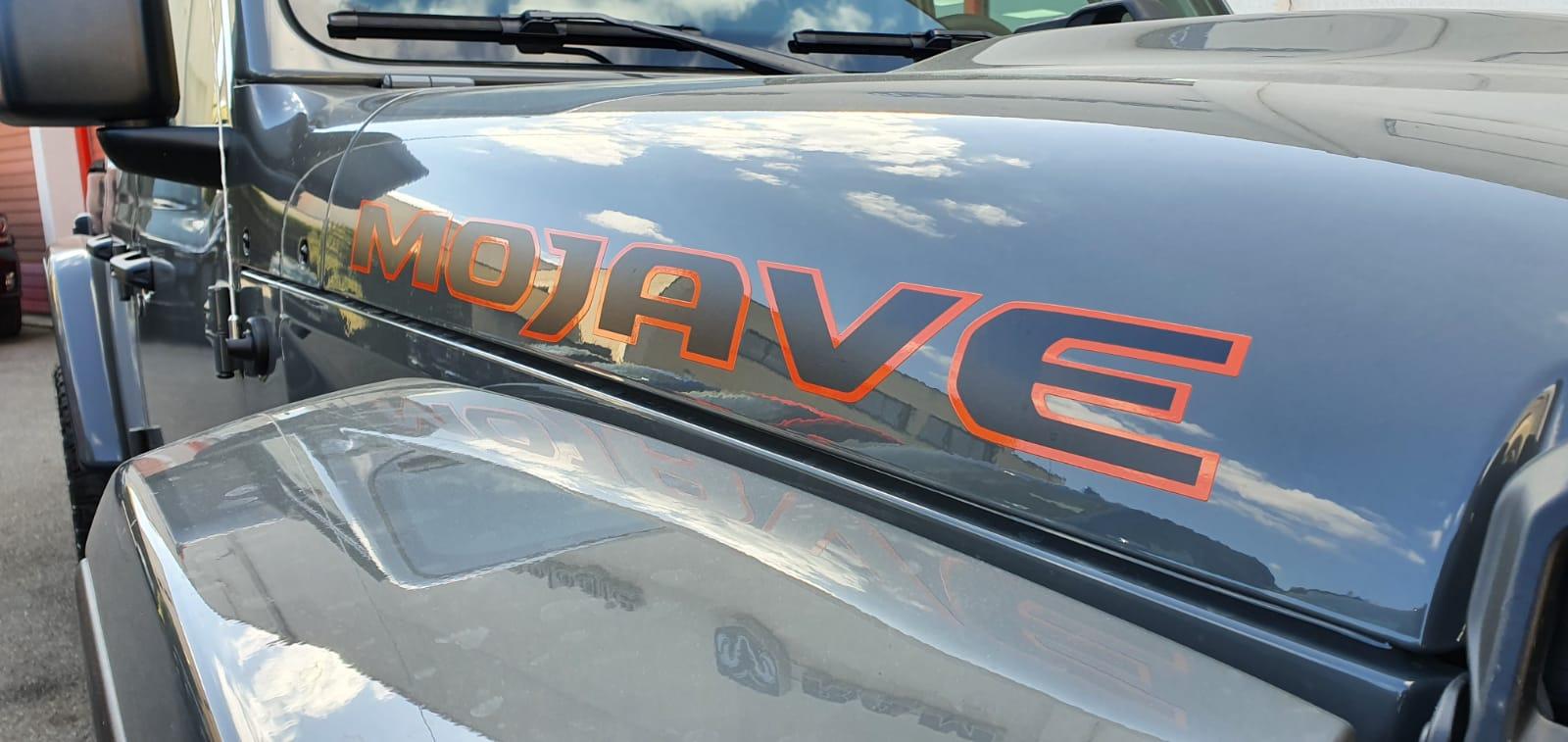 JEEP GLADIATOR Mojave v6 3.6l bva8