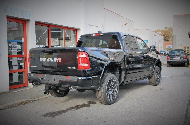 DODGE RAM 1500 laramie sport v8 5.7 hemi fuel saver bva8